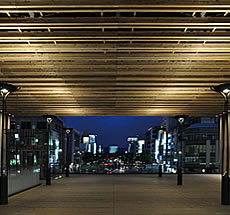 姫路駅北口駅前整備